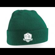 High Farndale CC Green Beanie