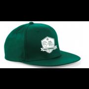 High Farndale CC Green Snapback Hat