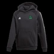 High Farndale CC Adidas Black Junior Fleece Hoody