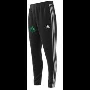High Farndale CC Adidas Black Junior Training Pants