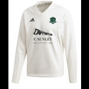 High Farndale CC Adidas Elite Long Sleeve Sweater
