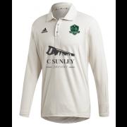 High Farndale CC Adidas Elite Long Sleeve Shirt