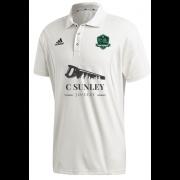 High Farndale CC Adidas Elite Short Sleeve Shirt
