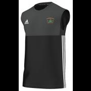 Ruardean Hill CC Adidas Black Training Vest