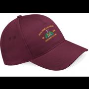 Ruardean Hill CC Maroon Baseball Cap
