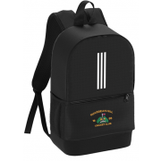 Ruardean Hill CC Black Training Backpack