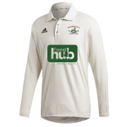 Ruardean Hill CC Adidas Elite Long Sleeve Shirt