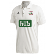 Ruardean Hill CC Adidas Elite Junior Short Sleeve Shirt
