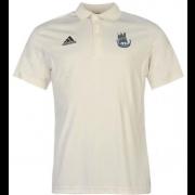 Galleywood CC Adidas Pro Junior Short Sleeve Polo