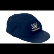 Woodley CC Navy Baggy Cap