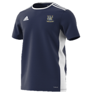 Woodley CC Navy Training Jersey