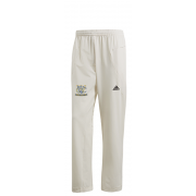 Woodley CC Adidas Elite Junior Playing Trousers