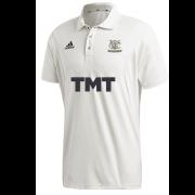 Woodley CC Adidas Elite Junior Short Sleeve Shirt