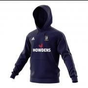 Keswick CC Adidas Navy Junior Fleece Hoody