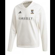 Keswick CC Adidas Elite Long Sleeve Sweater