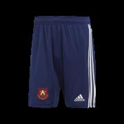 Sturry CC Adidas Navy Junior Training Shorts