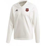 Sturry CC Adidas Elite Long Sleeve Sweater
