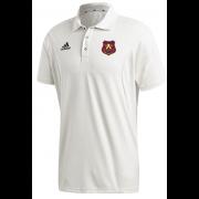 Sturry CC Adidas Elite Junior Short Sleeve Shirt