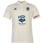 Castle Cary CC Adidas Pro Junior Short Sleeve Polo