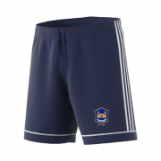 Castle Cary CC Adidas Navy Junior Training Shorts