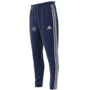 Castle Cary CC Adidas Junior Navy Training Pants