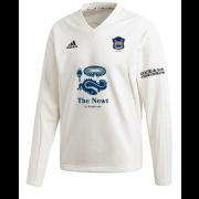 Castle Cary CC Adidas Elite Long Sleeve Sweater