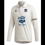 Castle Cary CC Adidas Elite Long Sleeve Shirt