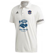 Castle Cary CC Adidas Elite Junior Short Sleeve Shirt