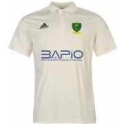 St Georges CC Adidas Pro Junior Short Sleeve Polo