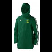 St Georges CC Green Adidas Stadium Jacket