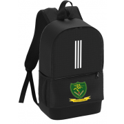 St Georges CC Black Training Backpack