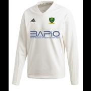 St Georges CC Adidas Elite Long Sleeve Sweater