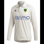 St Georges CC Adidas Elite Long Sleeve Shirt