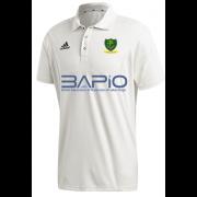 St Georges CC Adidas Elite Junior Short Sleeve Shirt