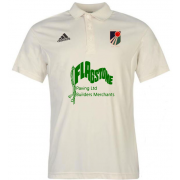 Nuxley CC Adidas Pro Junior Short Sleeve Polo