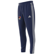 Nuxley CC Adidas Junior Navy Training Pants