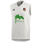 Nuxley CC Adidas Elite Junior Sleeveless Sweater