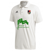 Nuxley CC Adidas Elite Junior Short Sleeve Shirt
