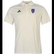 Merthyr CC Adidas Pro Junior Short Sleeve Polo