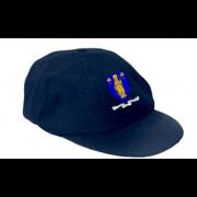 Merthyr CC Navy Baggy Cap