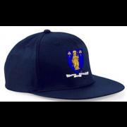 Merthyr CC Navy Snapback Hat