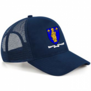 Merthyr CC Navy Trucker Hat