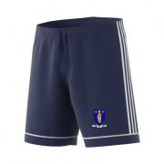 Merthyr CC Adidas Navy Junior Training Shorts