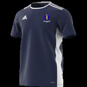 Merthyr CC Navy Junior Training Jersey