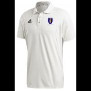 Merthyr CC Adidas Elite Short Sleeve Shirt