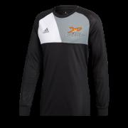 Just 4 Keepers Adidas Assita 17 Black Goalkeeper Jersey