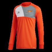 Just 4 Keepers Adidas Assita 17 Orange Junior Goalkeeper Jersey