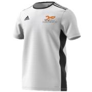 Just 4 Keepers White Training Jersey