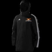 Just 4 Keepers Black Adidas Stadium Jacket