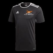 Just 4 Keepers Adidas Entrada 18 Black Training Jersey